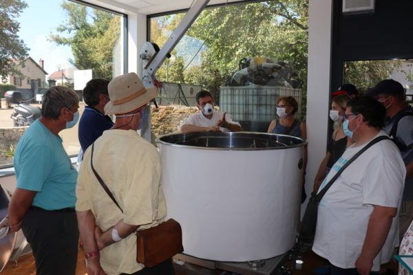 On a testé pour vous : La visite brassicole au Mont Roland