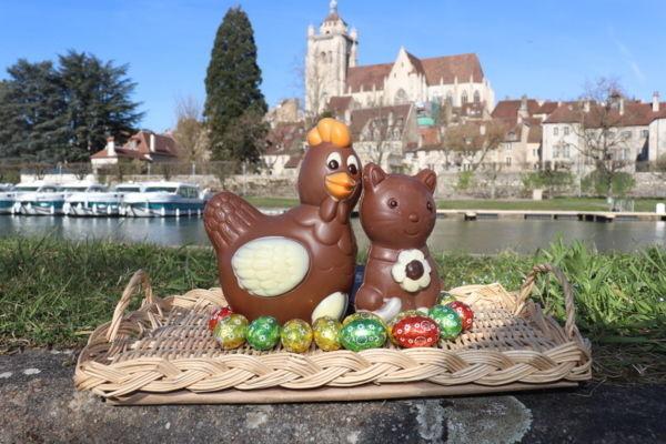 Petit tour gourmand à Dole pour Pâques!